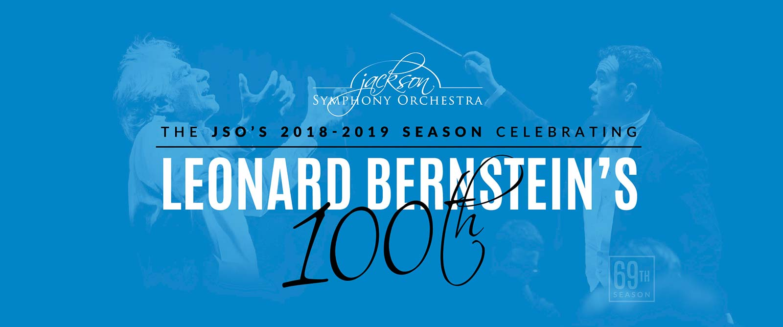 JSO Season Leonard Bernsteins 100th