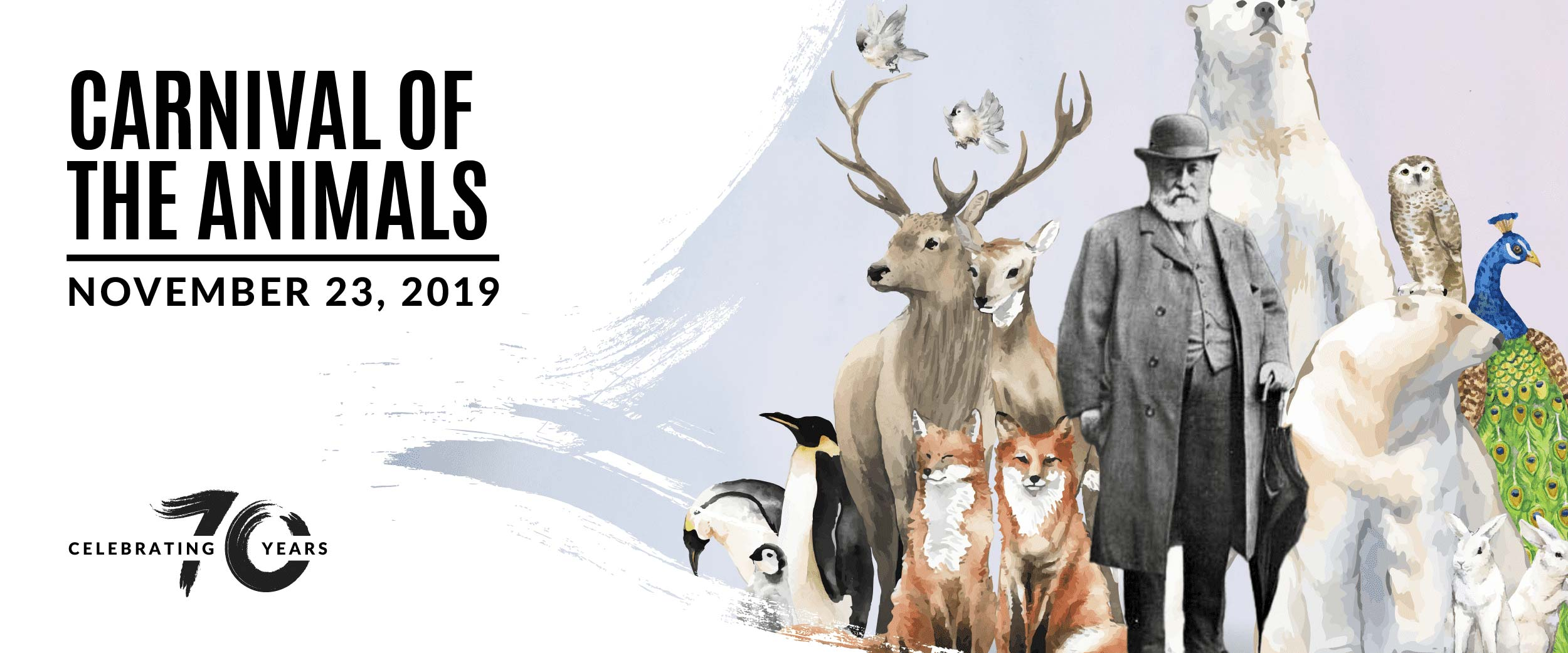 Carnival of the Animals at the Potter Center | November 23