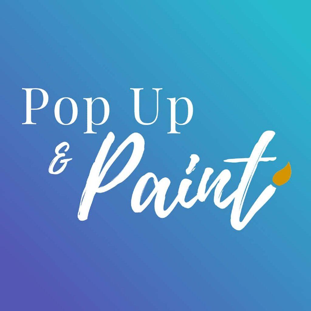Pop Up & Paint JSO
