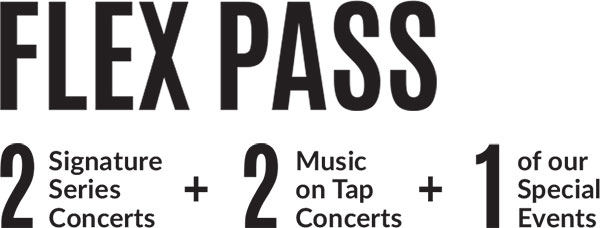 JSO Music on Tap Flex Pass